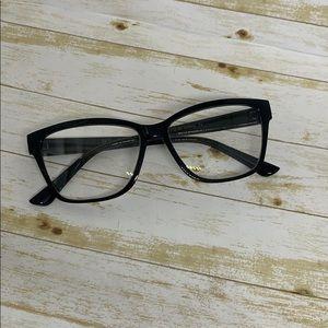 Betsey Johnson Black Reading Glasses Readers
